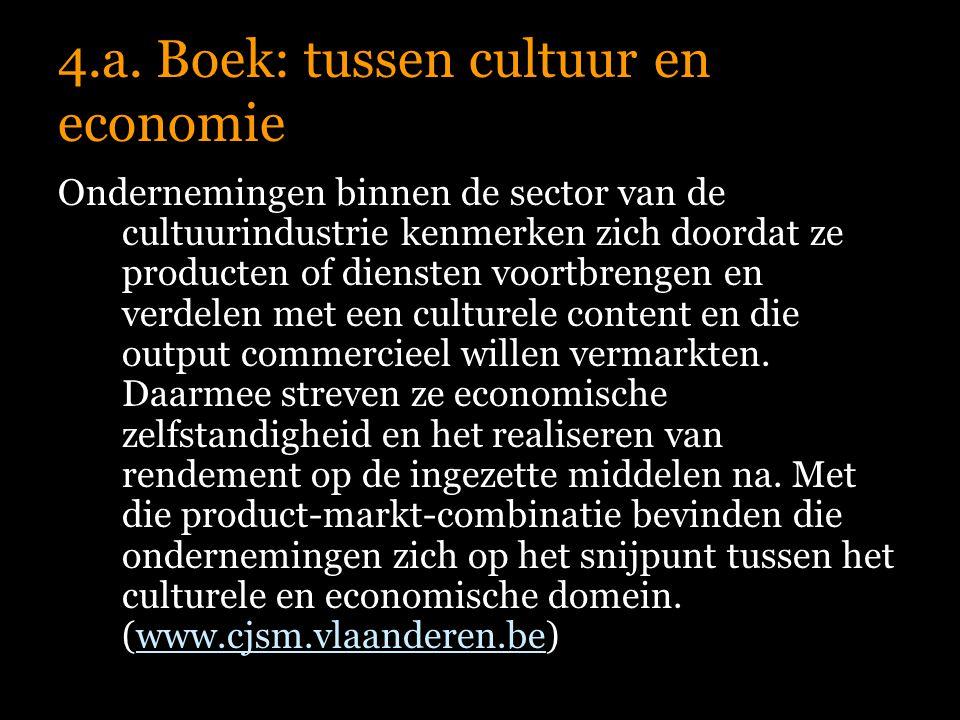 4.b.Diversiteit van de boekenmarkt -'need to have' vs.