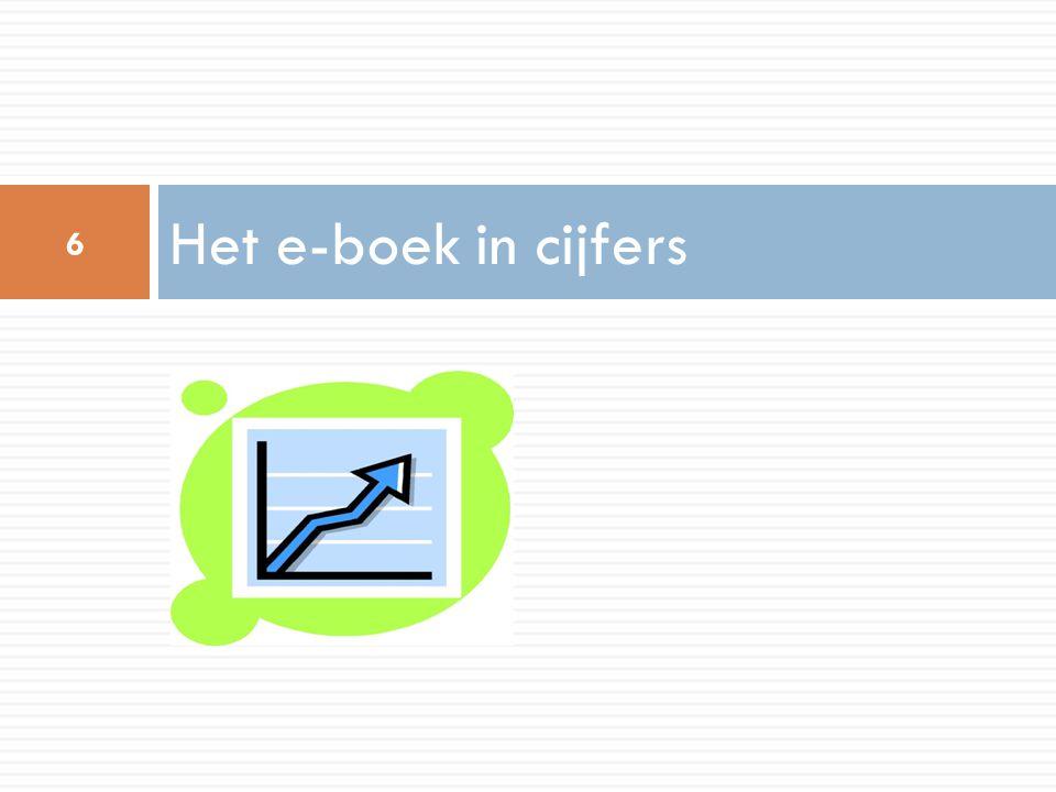 Het stelt nog niet veel voor… 7  In de US: eind 2010 ca 9%  In Nederland: ca 3%  In Vlaanderen: ca 1,5% Opgelet met foute conclusies  Dit betekent niet dat het niets wordt  Het betekent ook niet dat we plots de focus moeten verleggen