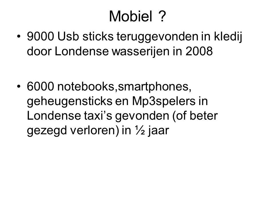 Mobiel .