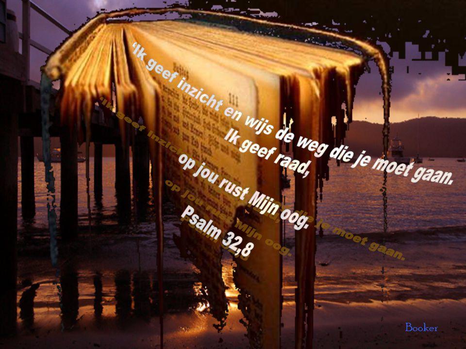 O God, als ik het pad niet meer kan zien, waar U mijn tijd van leven hebt geschreven, als er van mijn geloof niets is gebleven dan 'wie weet', 'stel j