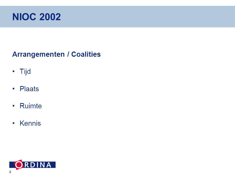 5 NIOC 2002 Vier A's Anarchie Ad hoc A-technisch Arrangement