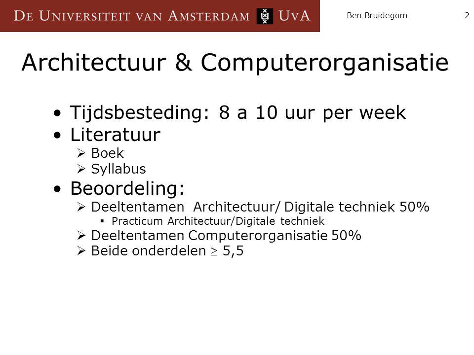 Ben Bruidegom43 problemTruth tablesolution