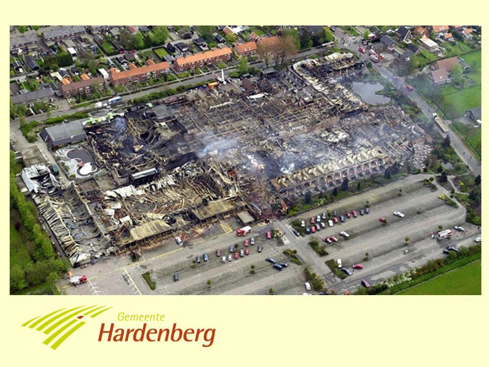 afgebrande Bonte Wever voormalige scheepswerf grote hoeveelheden opslag cadmiumhoudend granulaat grote hoeveelheid met dioxine verontreinigd slib reorganisatie