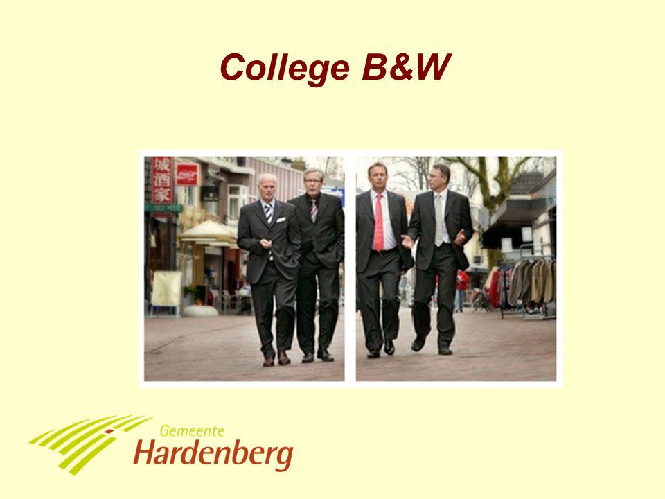 College B&W