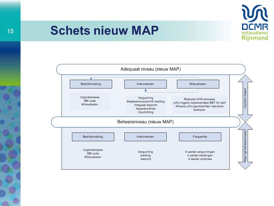 Schets nieuw MAP 15