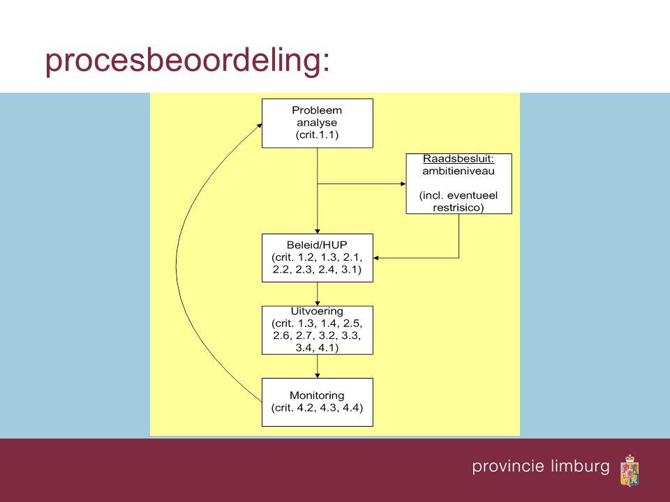 procesbeoordeling: