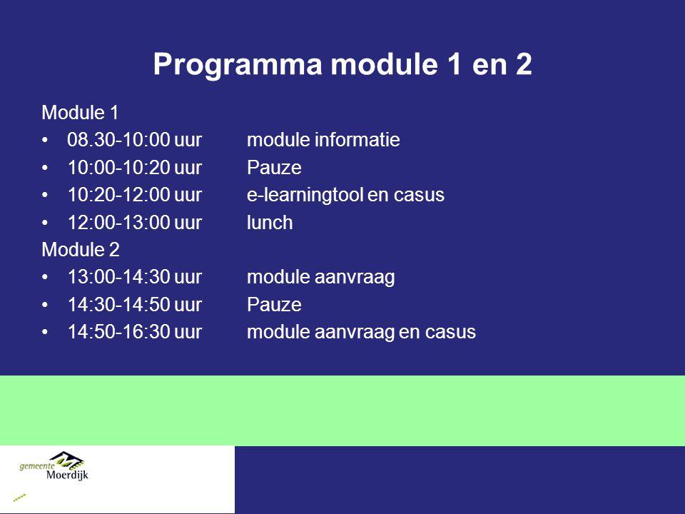 Leerdoelen Doel en uitgangspunten Wabo Systematiek van de opbouw Wabo De veranderingen (op hoofdlijnen) ICT-module (OLO)