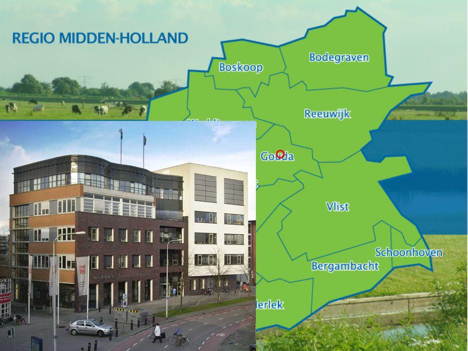 Aanleiding MILO Decentralisatie: lokaal doen wat lokaal mogelijk is Wens van RO en milieu om intensiever samen te werken Verbeteren (milieu)kwaliteit van de ruimtelijke plannen in Midden-Holland Subsidies (GIS-MIL-traject)