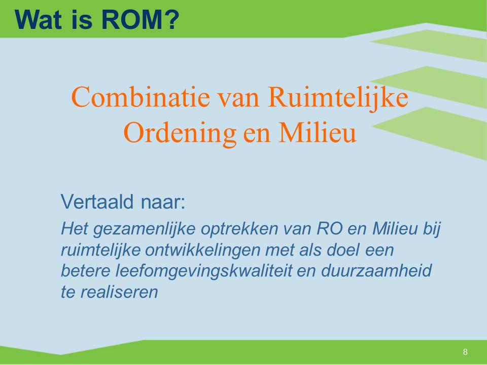 Wat is ROM.