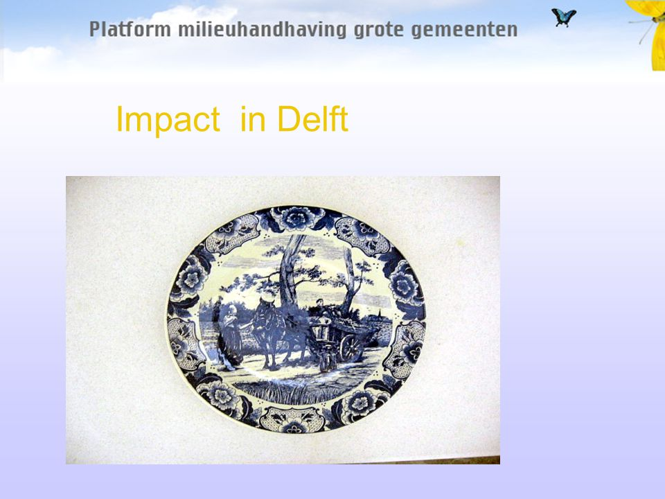 Impact in Delft