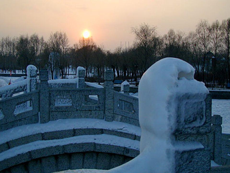 Ik was verbaasd toen ik een sculptuur van een amerikaans kolonist ontdekte en dat in het noordoosten van China.