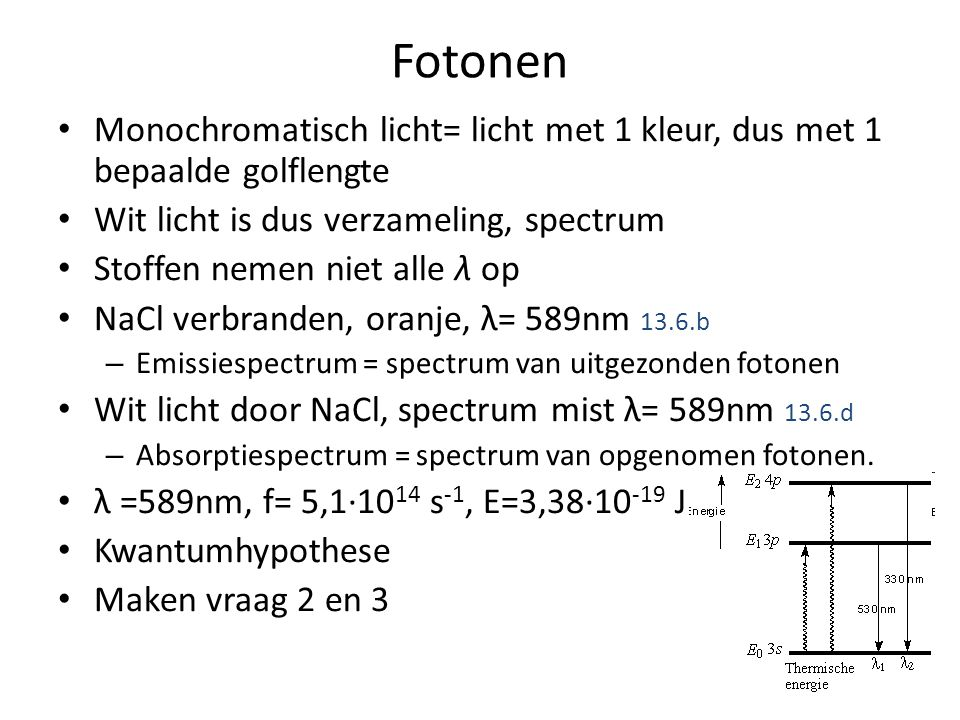 Overzicht analysemethodes Infrarood(IR)-spectrometrie UV/VIS-spectrometrie Massaspectrometrie (MS) Gaschromatografie (GC) Nuclear magnetic resonance (NMR) EXTRA Titratie (direct, indirect, terug)