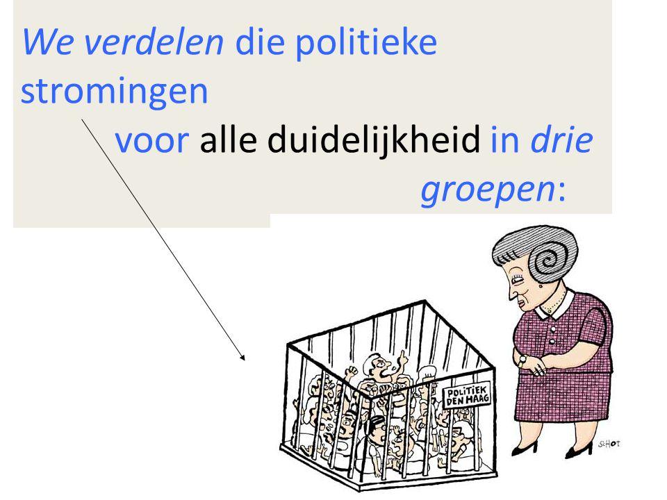 Wat doen de politici nou PRECIES in Den Haag?