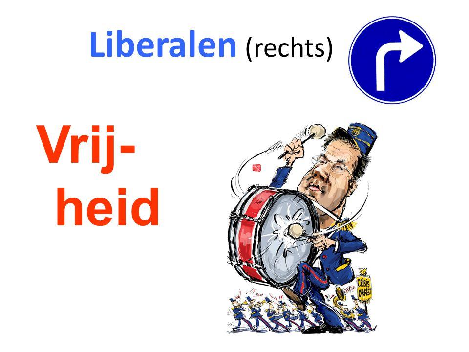 Sociaal-democraten (links) Gelijk- heid