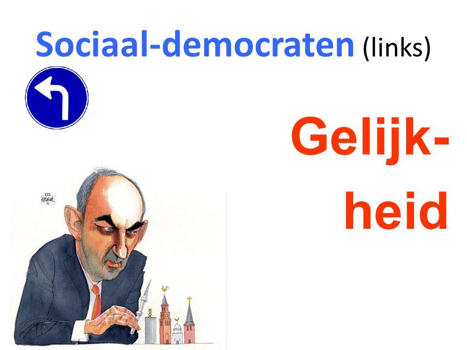 Christen-democraten (midden) SAMEN