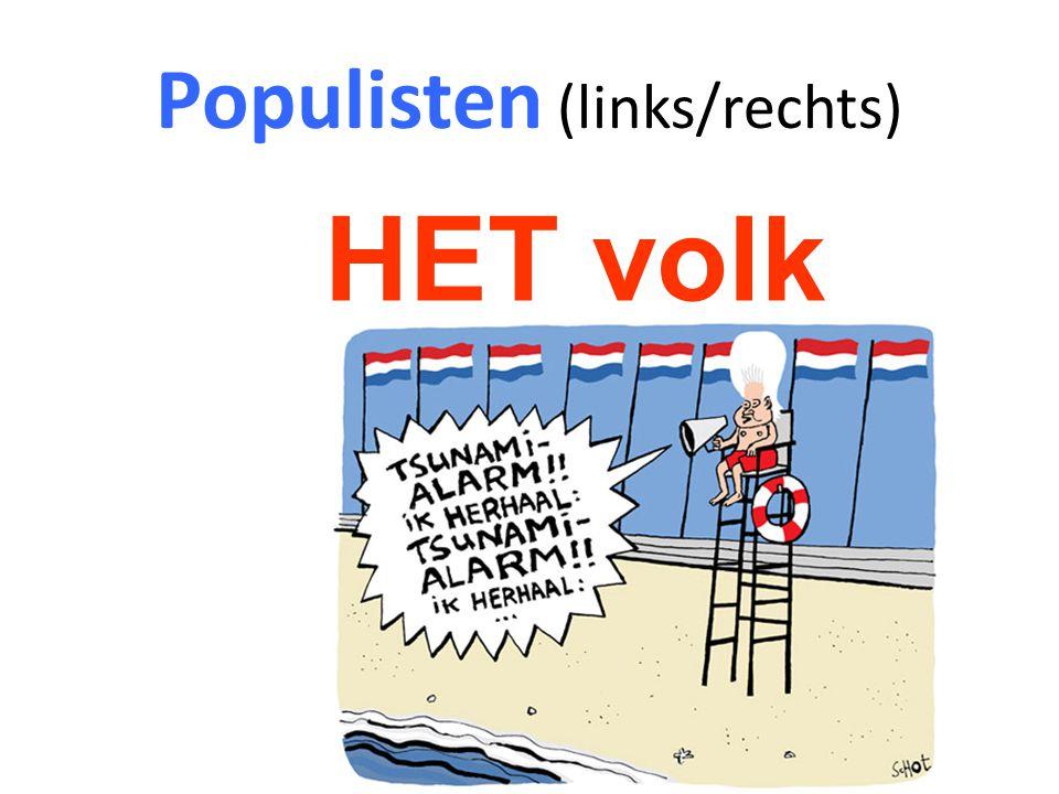 Omdat er zoveel politieke stromingen zijn in Nederland… maken we vaak coalities Via compromissen maken partijen afspraken waarbij ze allebei: 'Water bij de wijn doen'
