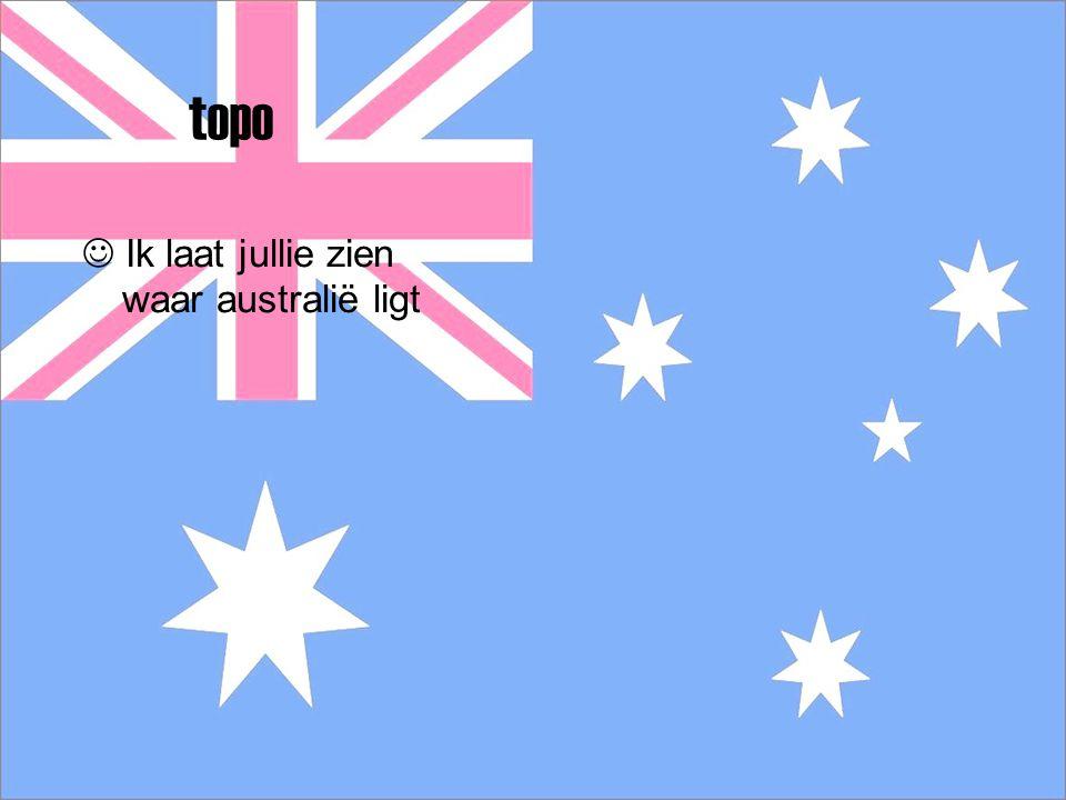 De geschiedenis van Australië smelten aboriginals de komst van de Europeanen taal