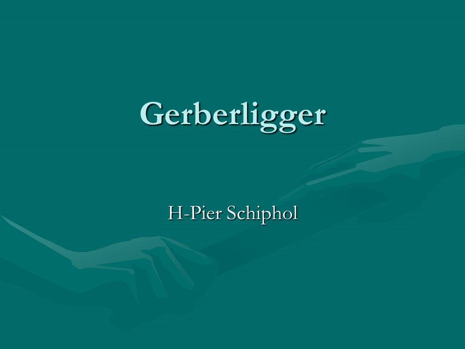 Gerberligger H-Pier Schiphol
