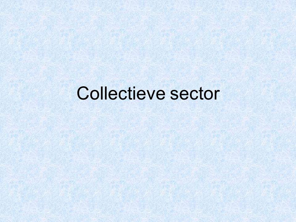 Bij regulering wordt de bemoeienis van de overheid met de particuliere sector groter
