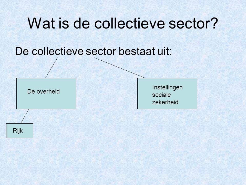 Collectivisatie Redenen collectivisatie: 1.Voorkomen van misbruik.