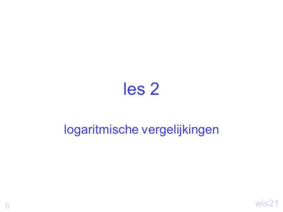 27 wis21 maken opgave 8
