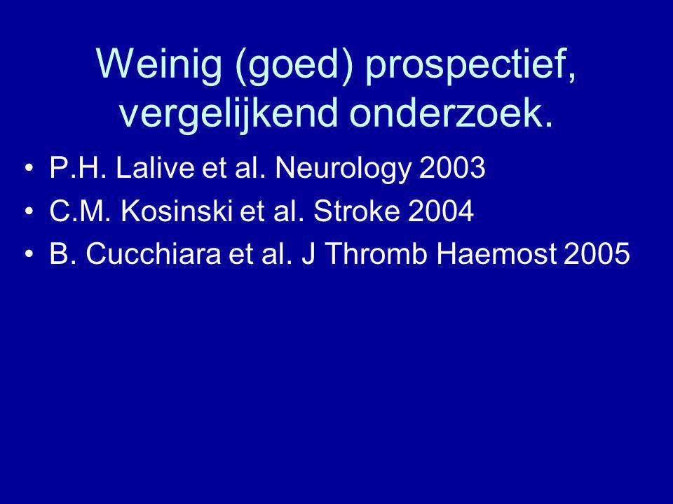 Is measurement of D-dimer useful in the diagnosis of cerebral venous thrombosis.