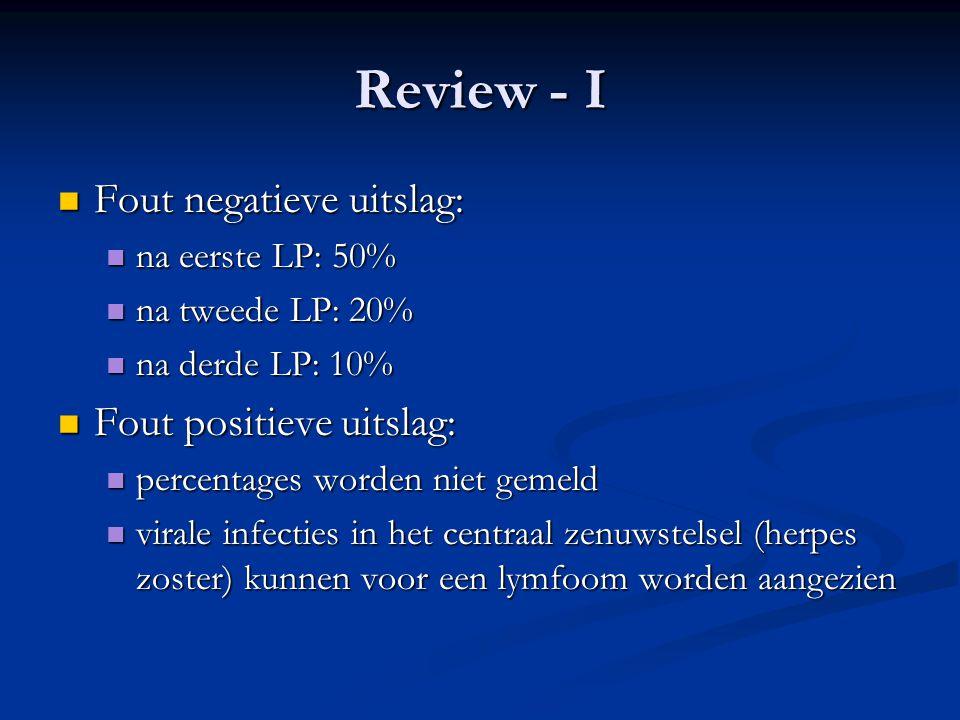Review - II Grossman, S.A., Krabak, M.J.Leptomeningeal carcinomatosis.