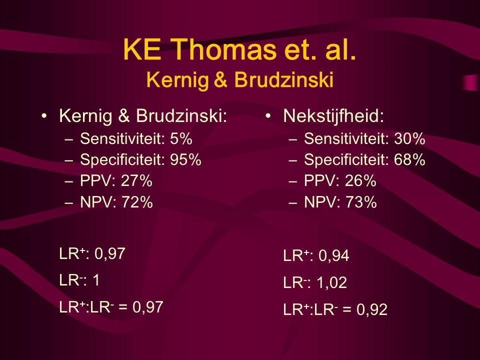 KE Thomas et.al.