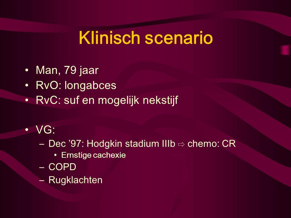 Inhoud Klinisch scenario PICO Zoekstrategie Artikel –Overige artikelen Artikel: KE Thomas et. al. Overige artikelen Bottomline Literatuur