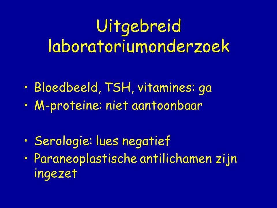 Differentiaal diagnose (2) Partieel elementair epileptische aanvallen RIP Ischemie/ bloeding Metabool Infectieus (meningitis en/of encefalitis) Alcoholonttrekkingsinsult Paraneoplastisch