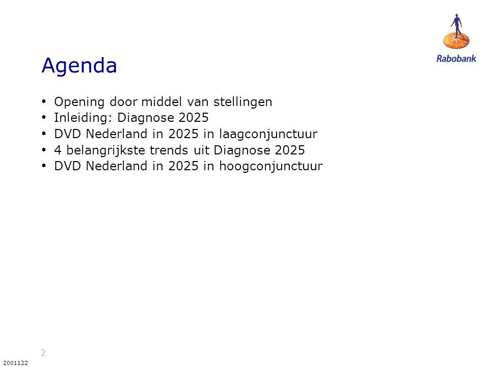 3 2001122 Stelling 1 Het aantal 75-plussers in Eindhoven is hoger dan gemiddeld in Nederland.