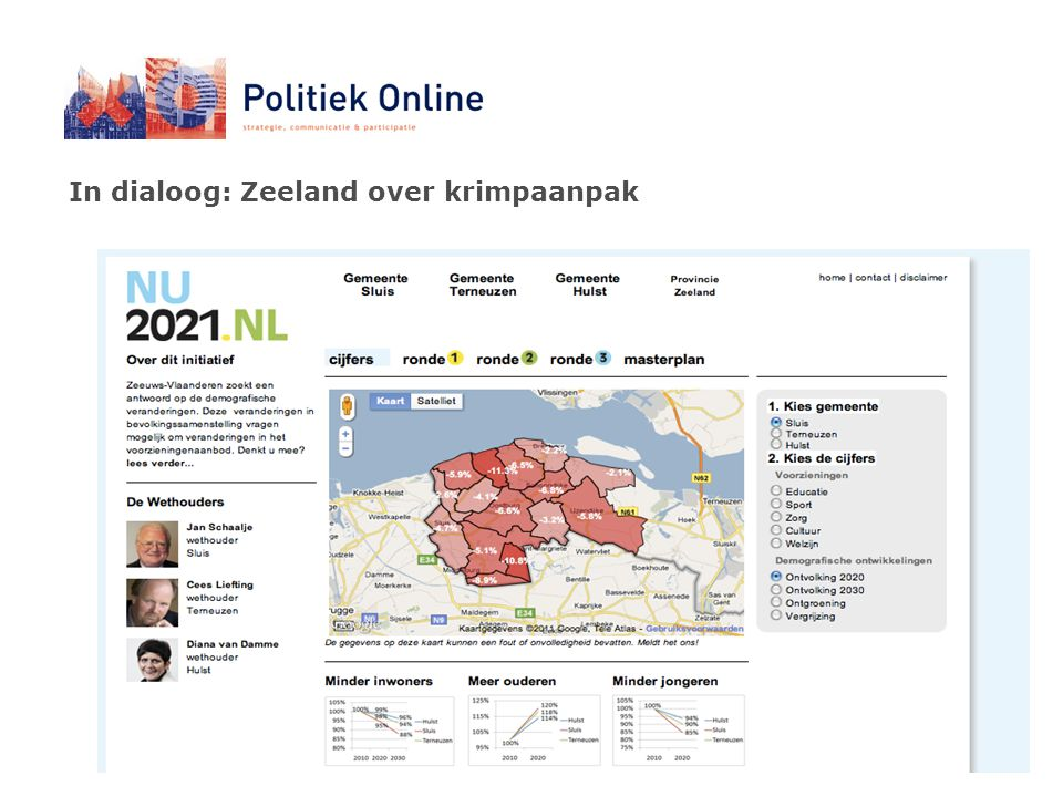 In dialoog: Zeeland over krimpaanpak
