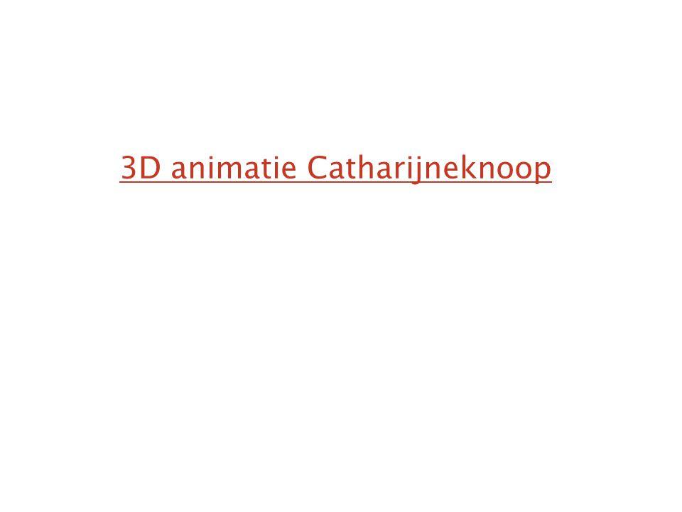 3D animatie Catharijneknoop