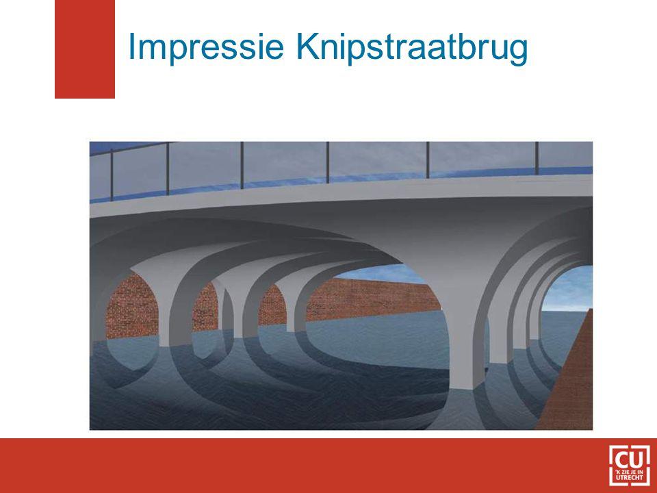 Impressie Knipstraatbrug