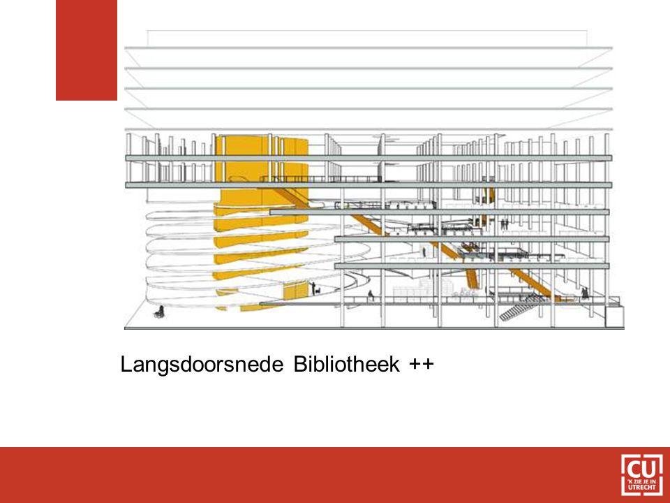 Langsdoorsnede Bibliotheek ++