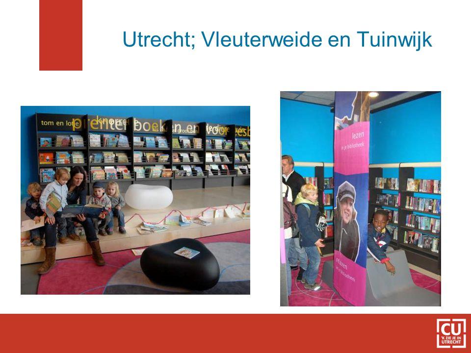 Utrecht; Vleuterweide en Tuinwijk
