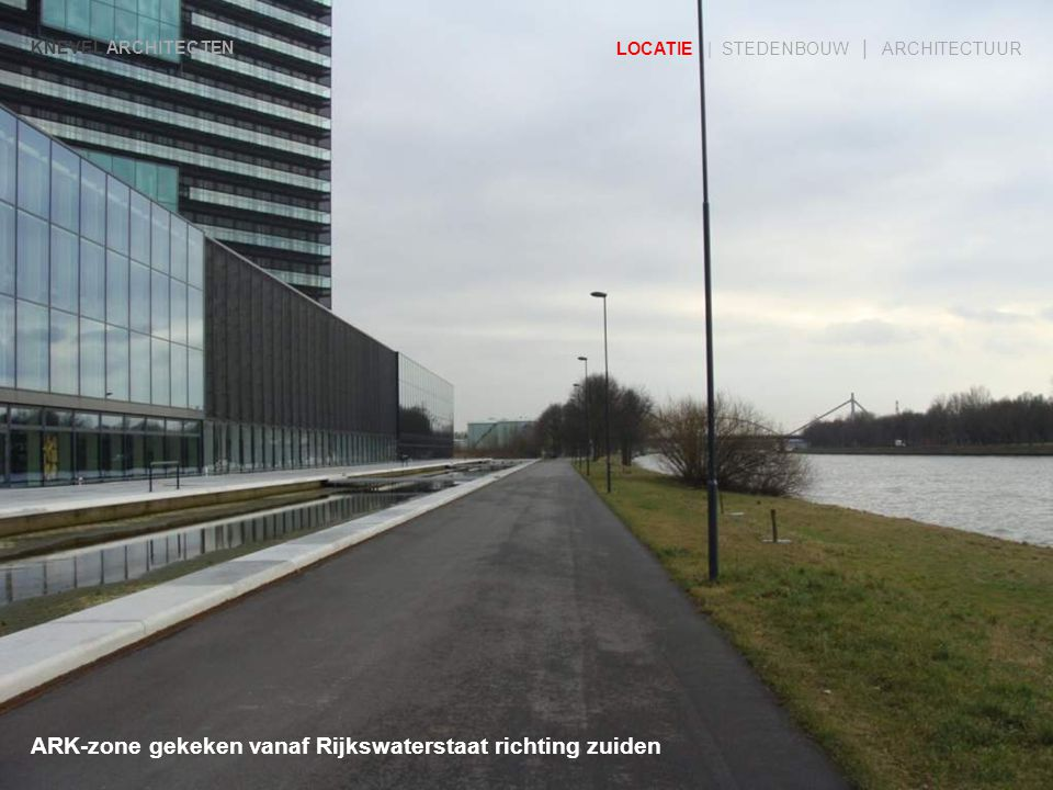 KNEVEL ARCHITECTEN LOCATIE | STEDENBOUW | ARCHITECTUUR