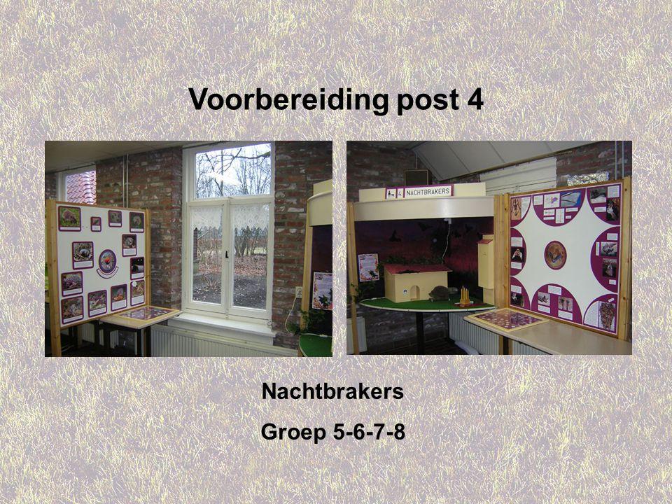 Welkom bij IVN Valkenswaard Dit is de Powerpointserie als voorbereiding op post 4: Nachtbrakers, voor groep 5, 6, 7 en 8.