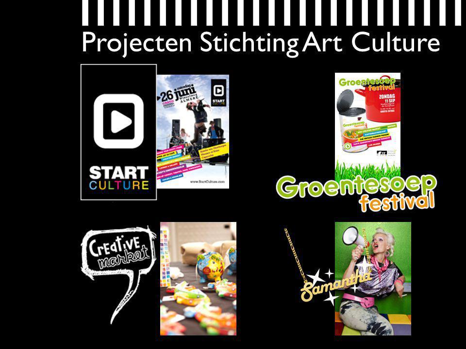 Projecten Stichting Art Culture IIIIIIIIIIIIIIIIIIIIIIIII