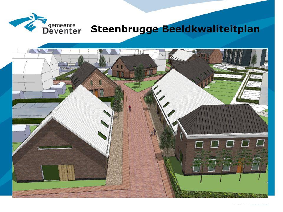 Steenbrugge Beeldkwaliteitplan