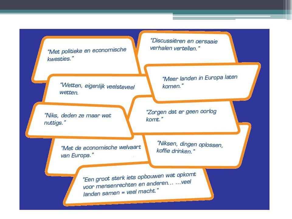 Krijtlijnen implementatie schoolniveau Europees hoekje op school ▫Krantenartikels ▫Uitdagingen met competitie-element ▫Activiteiten voor leerlingen m.b.t.