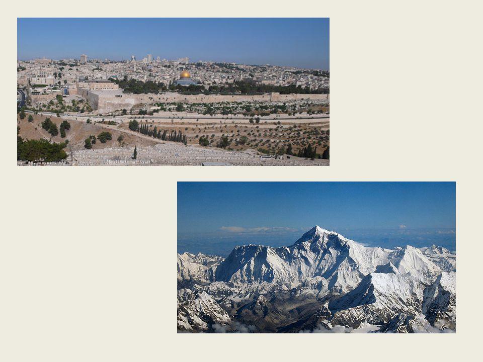 De HEER gaat alle volken naar zijn berg bewegen 2.