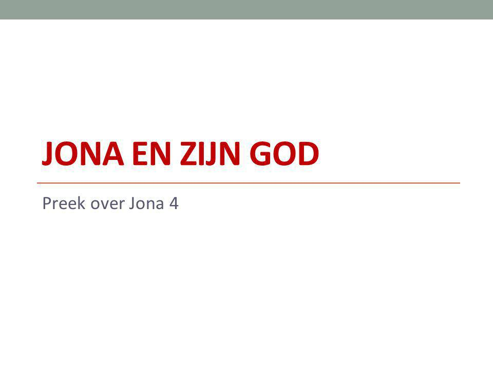 Jona en zijn God 1.Spel 2. Journalist of ramptoerist 3.
