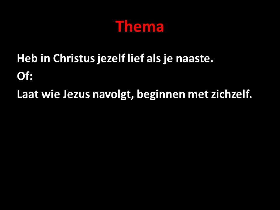 De Weg Vierde verkeersbord Volg de pijl Jezus zegt: 'Ik ben de weg' Je broeders en zusters liefhebben Jezus gaf zijn leven voor ons Inzet voor je naasten Geen woorden, maar daden Met een gerust hart voor God staan
