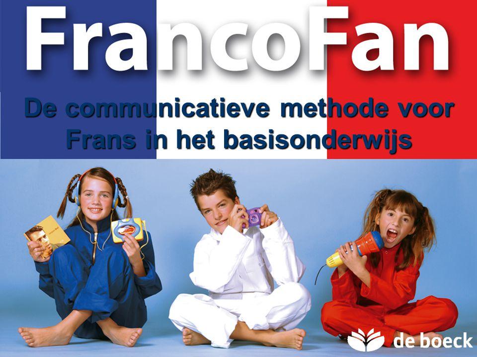 De communicatieve methode voor Frans in het basisonderwijs