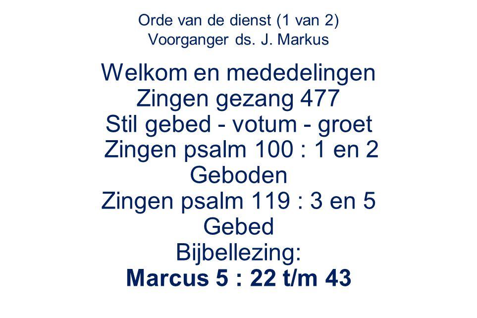 Evangelische Liedbundel 226 : refrein Houd mij vast, laat uw liefde stromen.