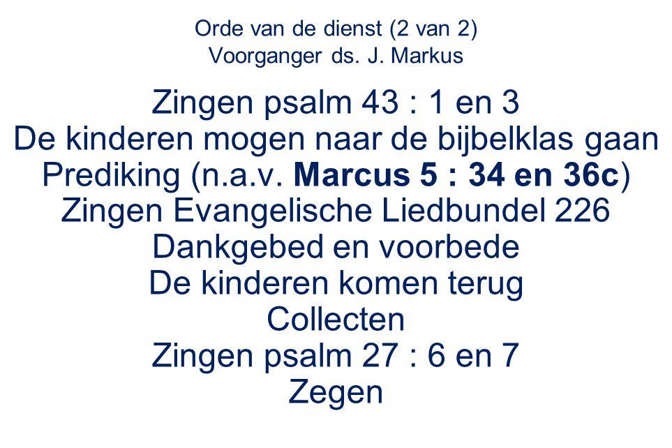 Spreuk van de week (Uit: Spreuken van koning Salomo 11 : 19) Wie werkelijk rechtvaardig is vindt het leven, wie uit is op het kwaad de dood.