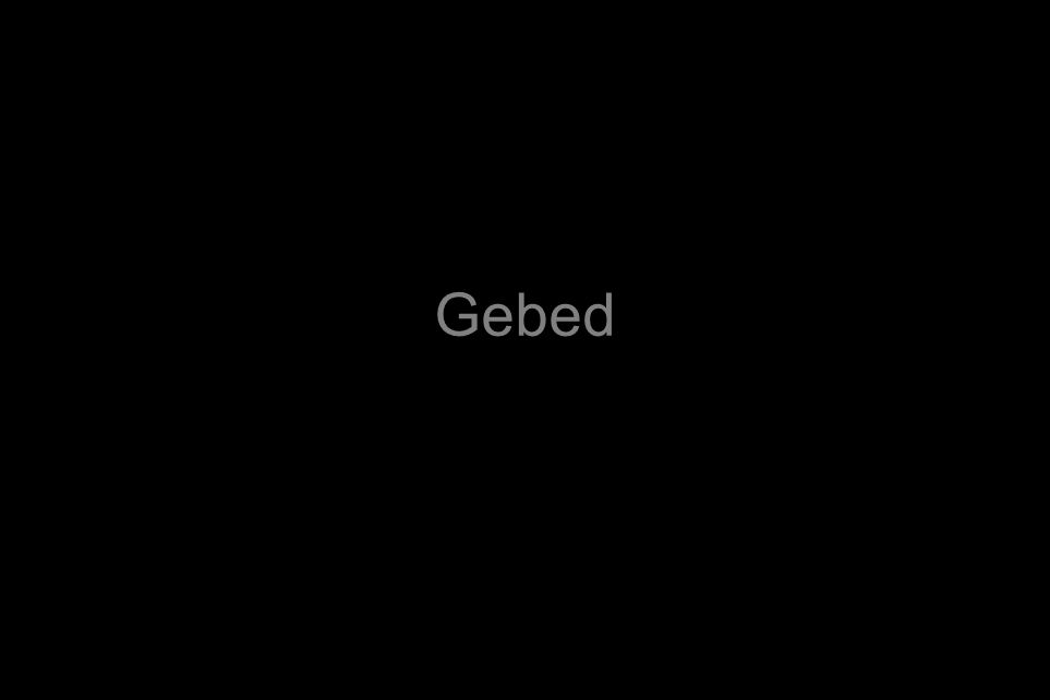 Gebed 18