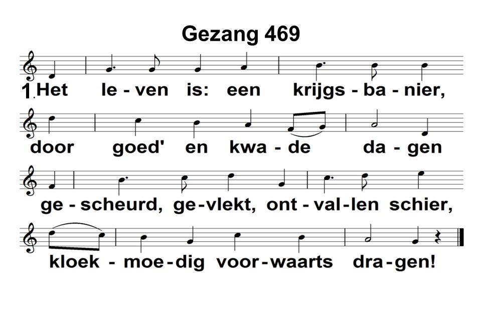 Gezang 469 1.1.