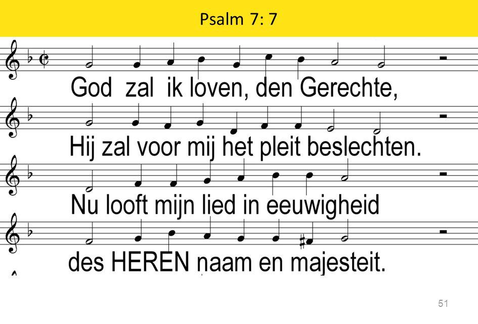 Psalm 7: 7 51